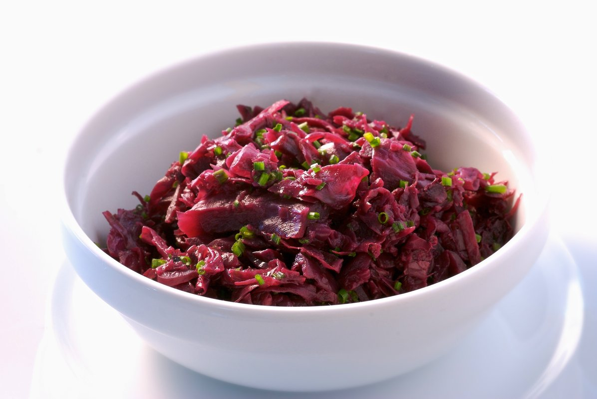 braised red cabbage recipe - photo #29