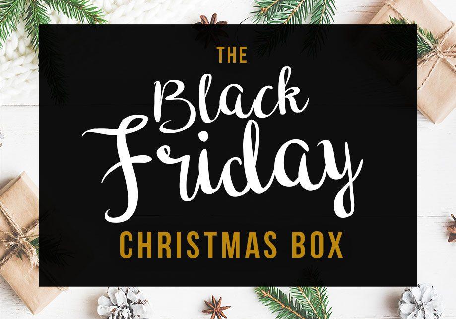 Black Friday Christmas Box