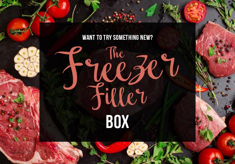 The Freezer Filler
