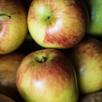 Local Cox Apples