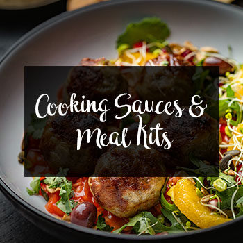 Cooking Sauces & Meal Kits
