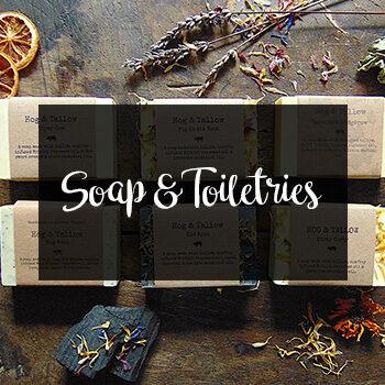 Soap & Toiletries