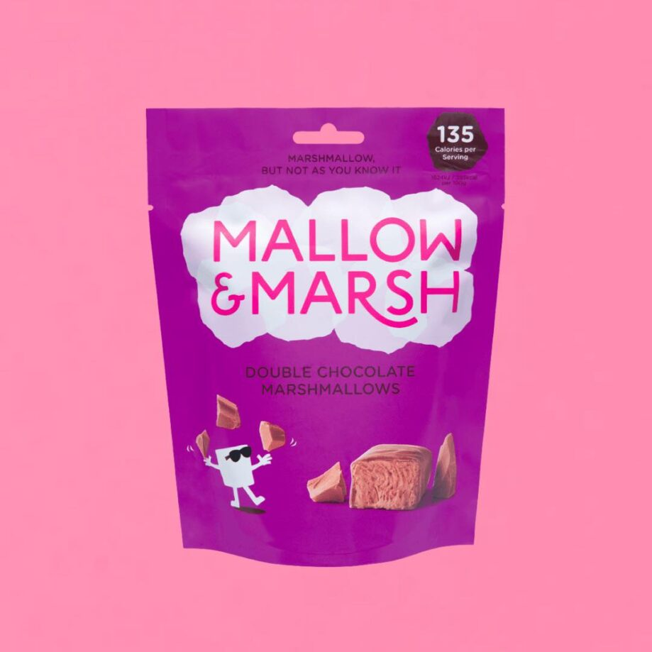 Mallow & Marsh Double Chocolate Marshmallow