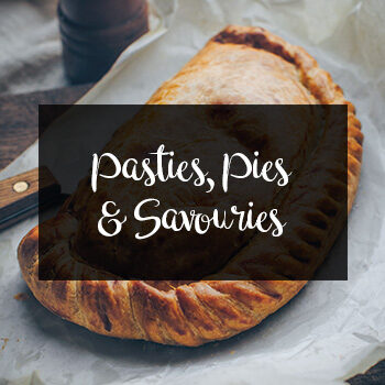 Pasties, Pies & Savouries