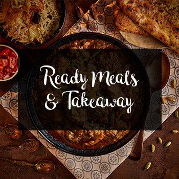 Ready Meals & Takeaway